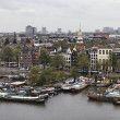 Holland, Amsterdam, panoramic view of the city — Stock Photo #7361440