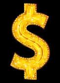 Dólar — Vetorial Stock
