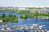 Kiev city — Stock Photo