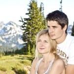 Romantic couple — Stock Photo #6852211