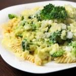 ������, ������: Pasta with broccoli