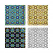 Royalty-Free Stock Vector Image: Pattern set_2