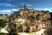 "Matera, the old town ""I Sassi"" — Stock Photo"