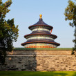 Temple of Heaven in Beijing, China. — Foto Stock