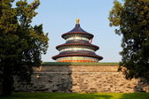 Temple of Heaven in Beijing, China. — Zdjęcie stockowe