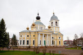 Grand domkyrkan av dormition i myshkin. — Stockfoto