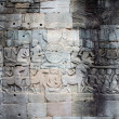 Sculpted wall, Angkor Wat — Stock Photo #7249830