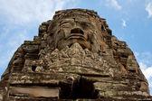 バイヨン寺院アンコール ・ トム、カンボジア — ストック写真
