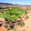 Moab Desert Golf Course — Stock Photo #7230067