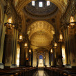 Stock Photo: Historic Cathedral Basilicof Saints Peter and Paul - Philadelphia