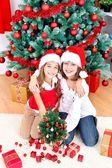 Feliz natal! — Fotografia Stock
