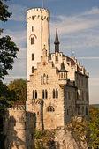 Castle of Lichtenstein — Stock Photo