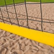 beach-volleybal — Stockfoto