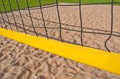 Beach-Volleyball — Stock Photo