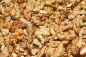 Grain peeled walnuts — Photo