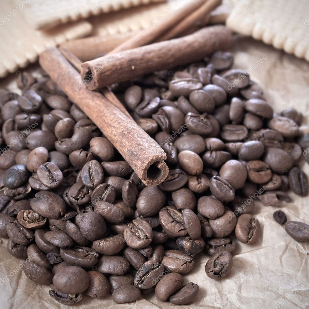 Coffee Beans close up photo — Stock Photo #7322364