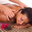 Relaxing Massage — Stock Photo #6949149