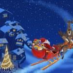 Christmas illustration — Stock Photo #7809852