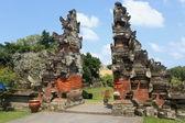 Balinese entrance — Photo