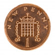 Penny coin — Stock Photo