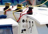 Yacht — Stockfoto