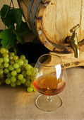Brandy — Stockfoto