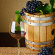 red wine&quot — Stock Photo #7126893