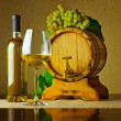 White wine — Stock Photo #7308190