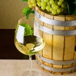White wine — Stock Photo #7799536