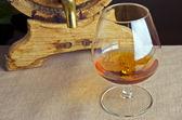 Brandy — Foto de Stock