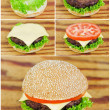 Hamburger — Stock Photo #7157875