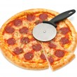Pizza — Stock Photo #7188208