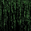 Matrix — Stockfoto