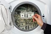 Peníze — Stock fotografie