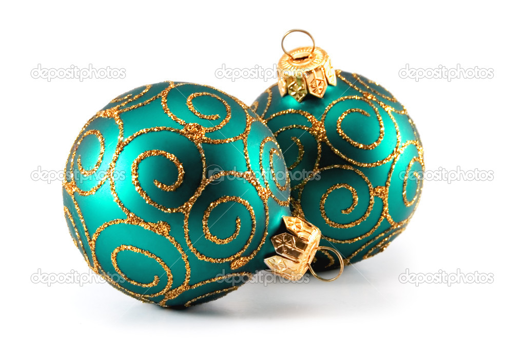 Christmas balls — Stock Photo #7233934