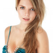 Attractive young blonde woman — Stock Photo #7902601