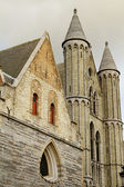 Church Of Our Lady Bruges Belgium — 图库照片
