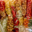 Mexican Traditional Fried Snacks — Stock Photo