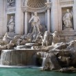 Stock Photo: Trevi Fountain Long Exposure