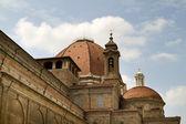 Medici kapell san lorenzo florens italien — Stockfoto