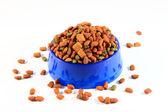 Dry cat food — Stock Photo