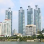 Building in the Bangkok — Stock Photo #7171356