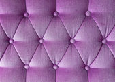 Texture of purple fabric vintage sofa for background — Stock Photo