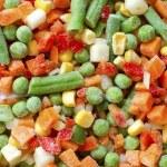 Frozen vegetables — Stock Photo #7000035