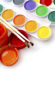 Color paint — Foto de Stock
