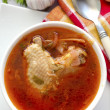 Fresh soup — Stock Photo #7330037
