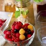 Berry mix — Stock Photo