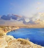 Sea coast — Stock Photo