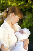 Lactation — Stock Photo