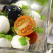 Salad caprese — Stock Photo #7563477